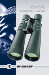 Bresser_Fernglas Spezial Jagd 8x56 auf weissem Grund
