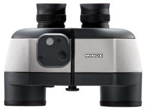 MINOX BN 7x50 C Fernglas weiß auf weissem Grund