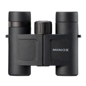 MINOX BV 10x25 Fernglas auf weissem Grund