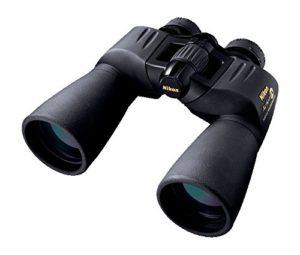 Nikon Action EX Fernglas auf weissem Grund