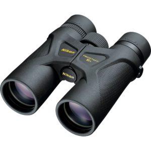 Nikon Prostaff 3S Fernglas 10 x 42 cm auf weissem Grund