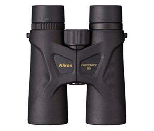Nikon Prostaff Ferngläser 10 x 42 cm auf weissem Grund