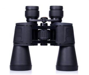 PYRUS Optik 20x50 Fernglas auf weissem Grund
