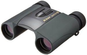 Nikon 10x25 Sportstar EX auf weissem Hintergrund