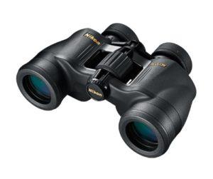 Nikon Aculon A211 7x35 Fernglas auf weissem Grund