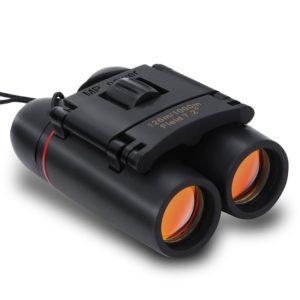 MP power 10x22 Zoom Faltschrank Fernglas zussammengefaltet auf weissem Grund
