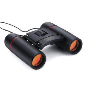 MP power 10x22 Zoom Faltschrank Fernglas auf weissem Grund
