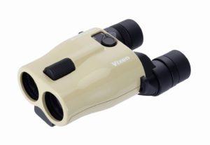 Vixen ATERA H12x30 Fernglas mit Bildstabilisator auf weissem Grund